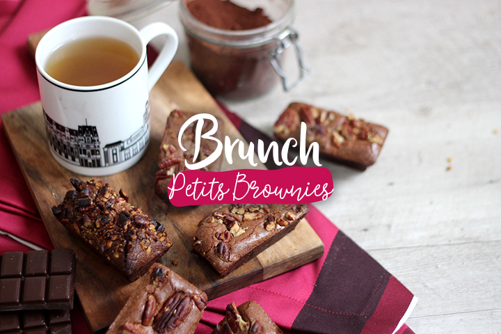 Brunch #3 – Petits brownies