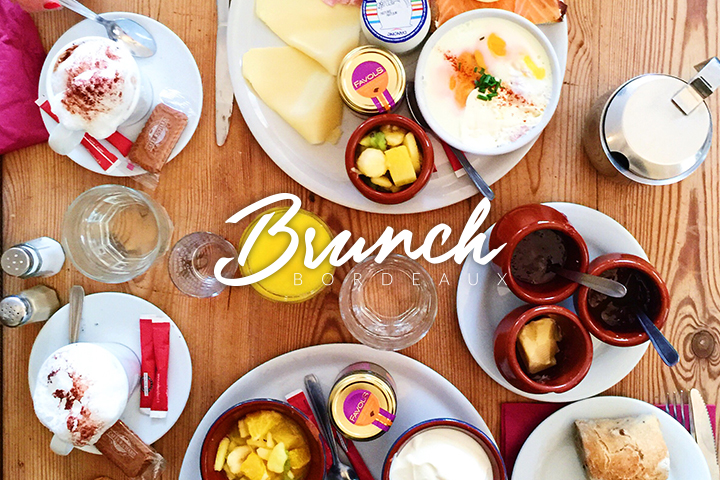 4 Brunch à Bordeaux