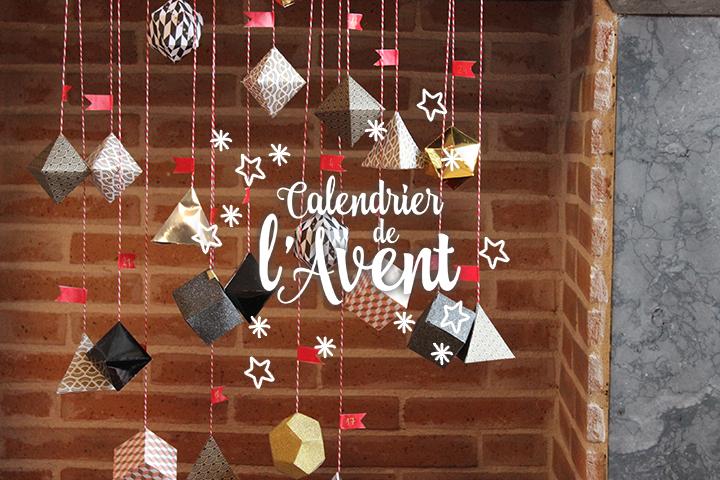 DIY Noël : Calendrier de l'Avent
