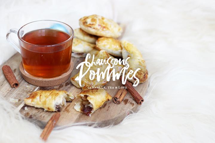 Mini-chaussons pommes/cannelle