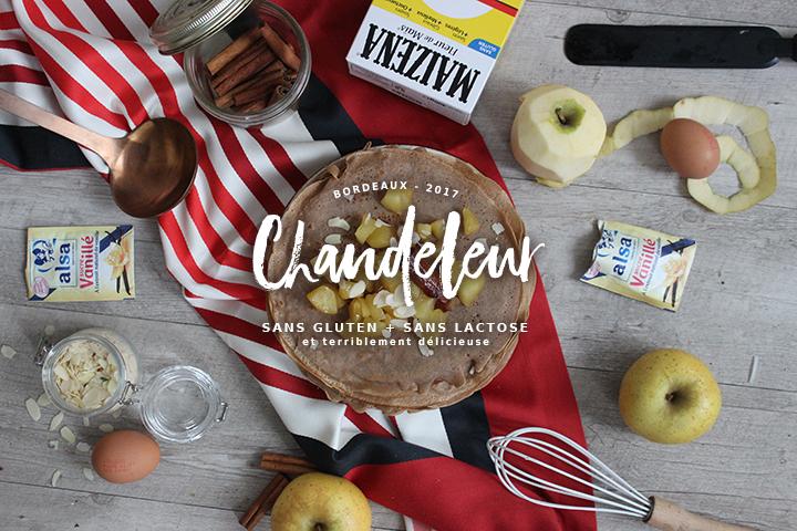 Crêpes gourmandes sans gluten et lactose