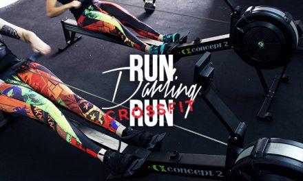 Le #RunDarlingRun découvre Crossfit