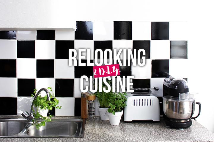 2 DIY pour relooker votre cuisine