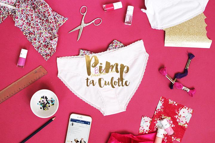 DIY Pimp ta culotte