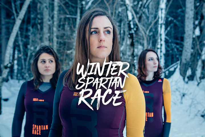 Winter Spartan Race de Valmorel