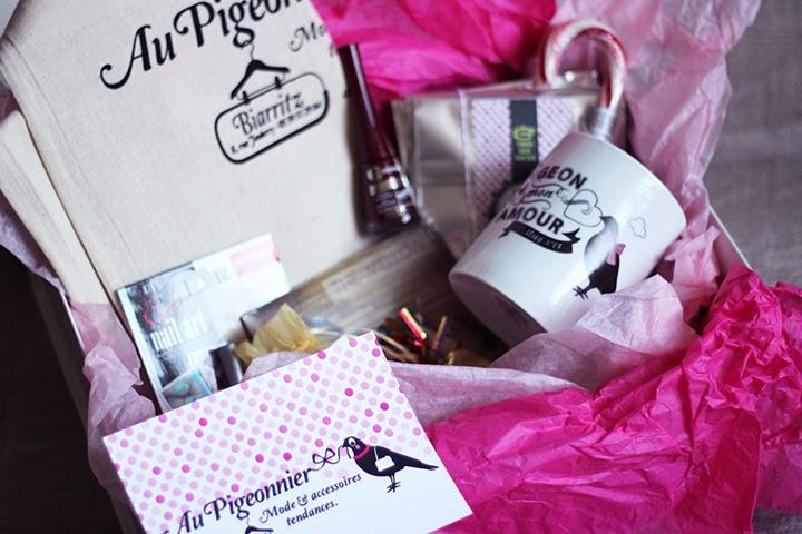 Idée Cadeau #2 : Christmas Box Au Pigeonnier