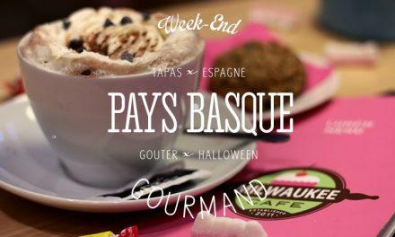 Weekend Basque #2 : Gourmand