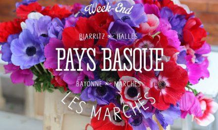 Weekend Basque #1 : Les Marchés