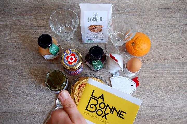 Découverte d'une Box gourmande… La Bonne Box ! #concours
