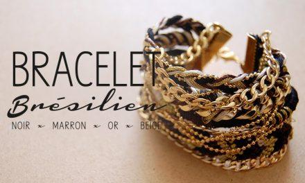 DIY Mon Bracelet Brésilien d'Hiver