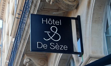A la découverte du Spa de l'Hôtel de Sèze à Bordeaux