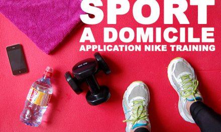 Le Sport et Moi #2 : A la maison