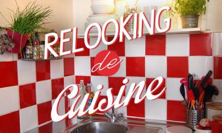 DIY Relooking de Cuisine
