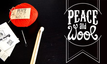 Mon premier tricot avec Peace & Wool