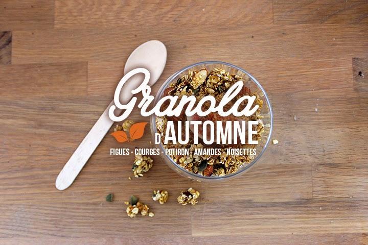 Granola d'automne