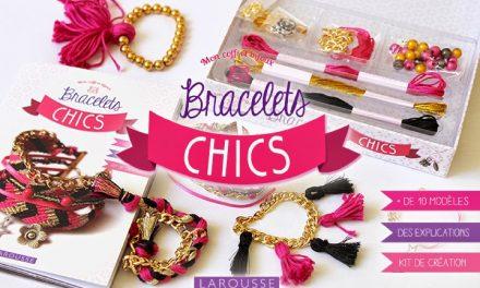 Mon coffret Bijoux : Bracelets Chics #concours