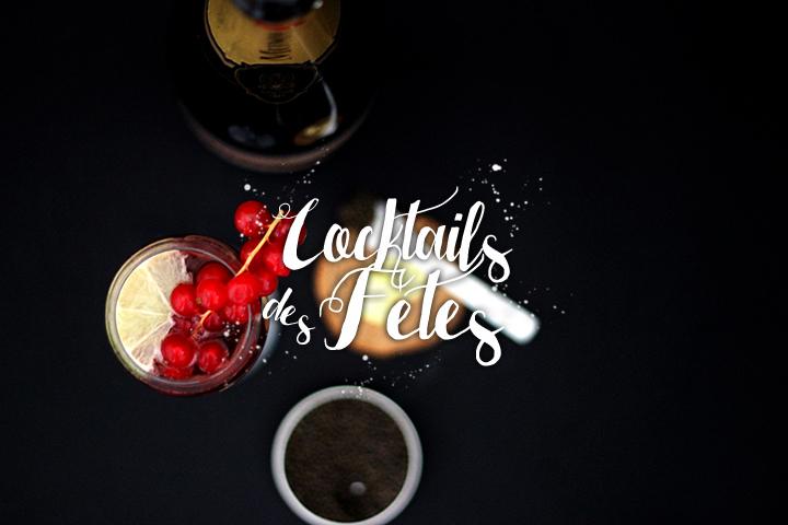 Cocktails des Fêtes #2 : Champagne !