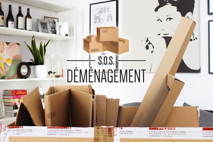 S.O.S. Déménagement : Trucs et Astuces