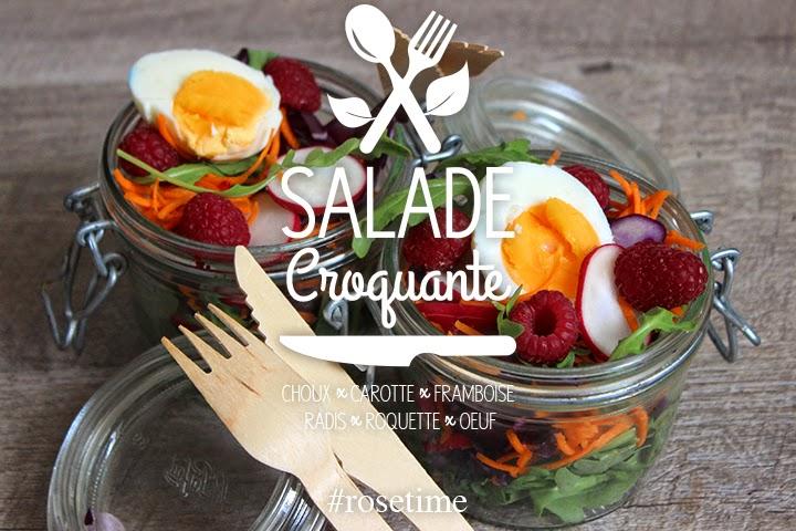 salade croquante pour pique nique l ger bonjour darling. Black Bedroom Furniture Sets. Home Design Ideas