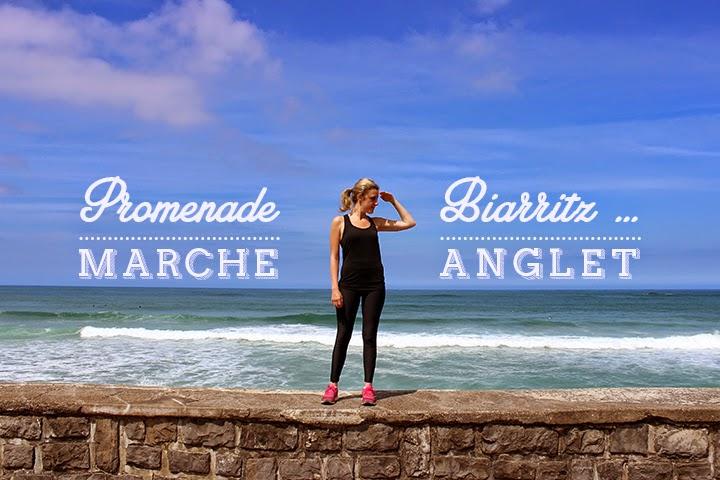 Promenade sur le littoral Basque : Biarritz > Anglet