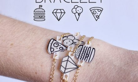 DIY Bracelet en plastique dingue
