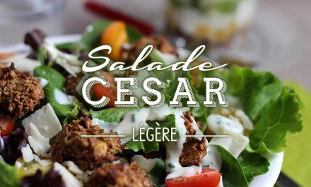 Salade César légère