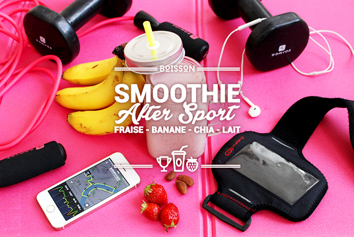 Smoothie After-Sport
