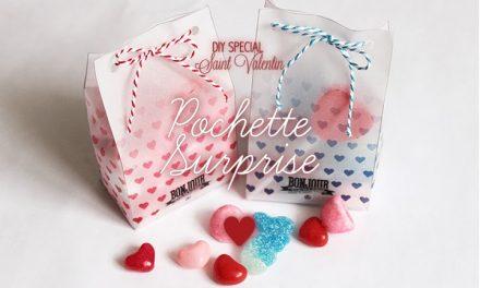 DIY Pochette surprise pleine d'Amour