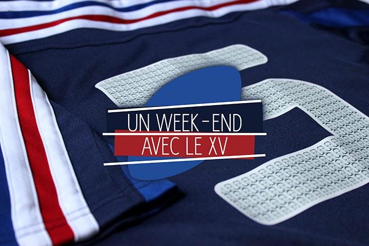 Un week-end avec le XV