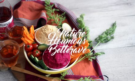 Houmous nature ou betterave