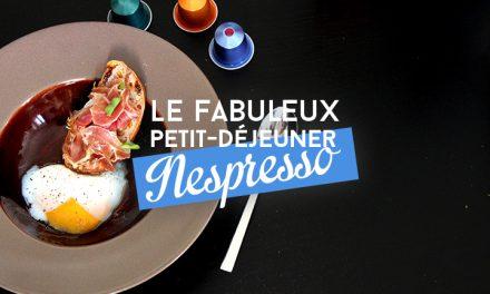 Le fabuleux petit-déjeuner Nespresso