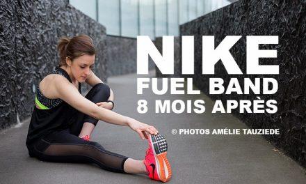 Nike+ FuelBand : 8 mois après