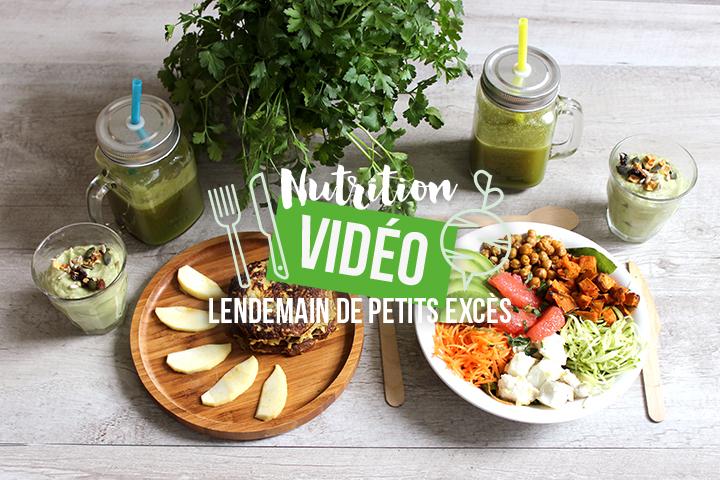 Lendemain de «petits» excès – Déjeuner
