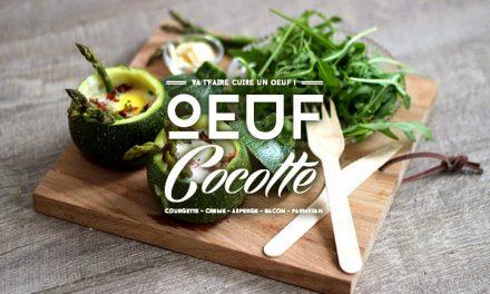 Va t'faire cuire un oeuf #2 : Oeuf cocotte Courgette'Asperge