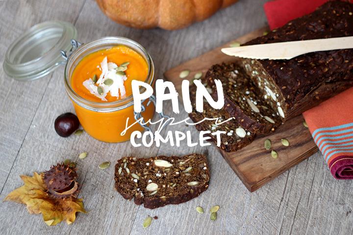 Pain super complet