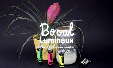 DIY Bocal lumineux