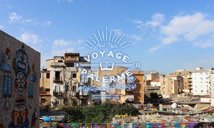 Mon séjour à Palerme