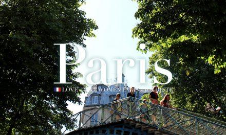 Trois jours à Paris