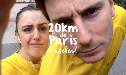 20km de Paris / Run in love