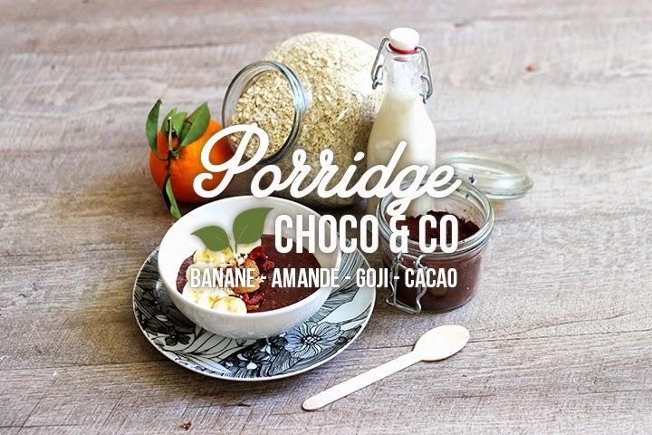 Porridge #1 Choco & Co