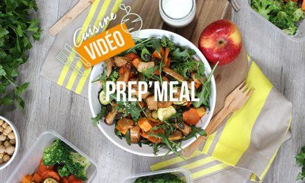 Prep'Meal ou comment préparer ses repas à l'avance