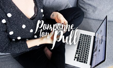 DIY Pomponne ton pull