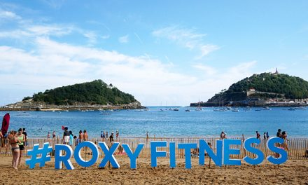 10 raisons de participer au #ROXYfitness