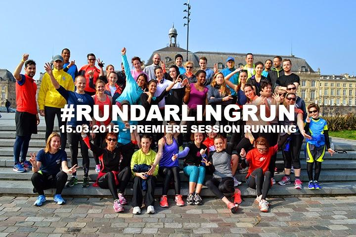 #RunDarlingRun : La première !