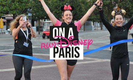Courir à Disneyland !