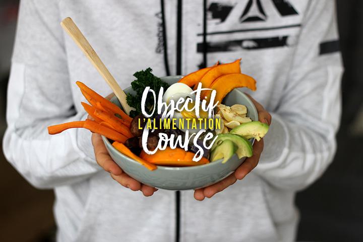 Objectif course : Sport et alimentation