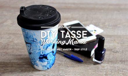 DIY Tasse «Bonne fête Working-Mama»