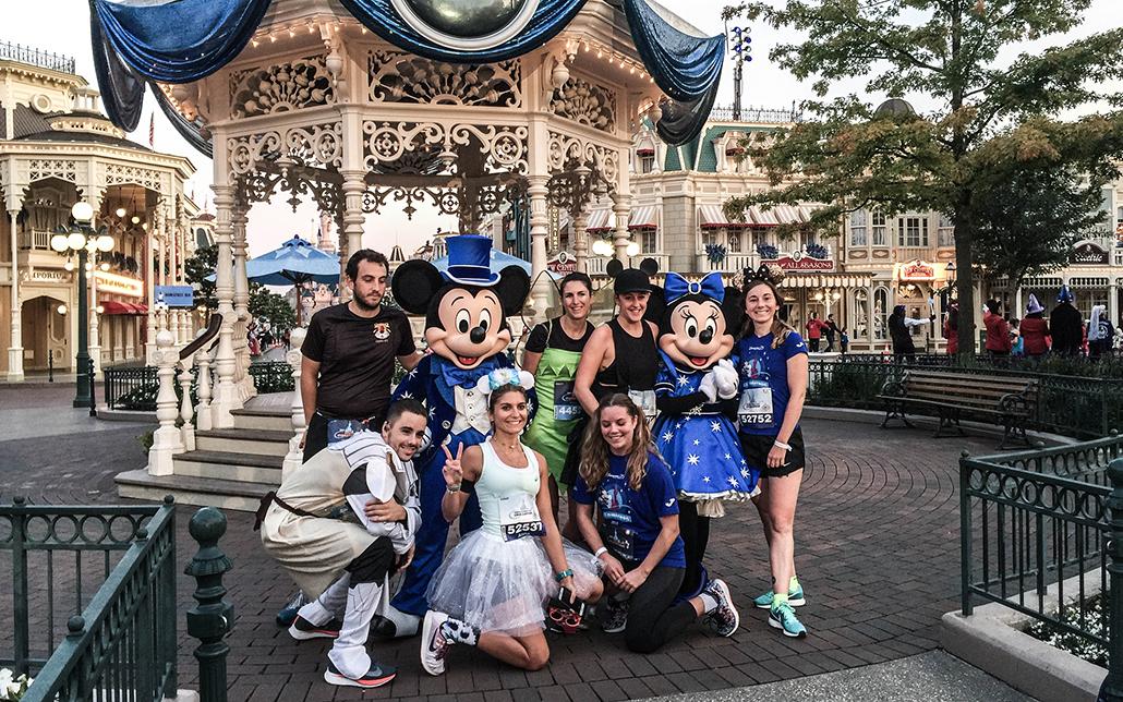 Run Disney, 31km magiques !