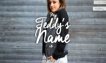 My Teddy's Name is …
