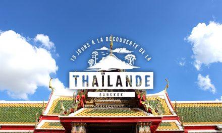Thailande #1 : Bangkok